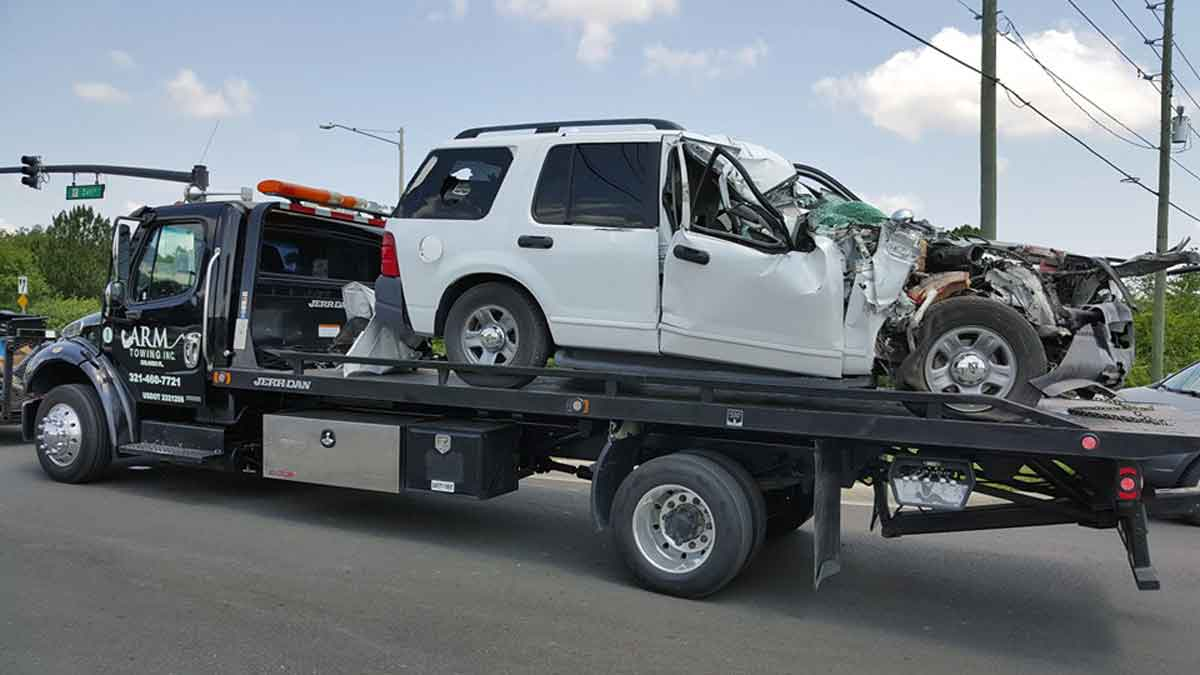 Cash For Junk Cars Kissimmee | ARM Towing Service | 321-460-7721