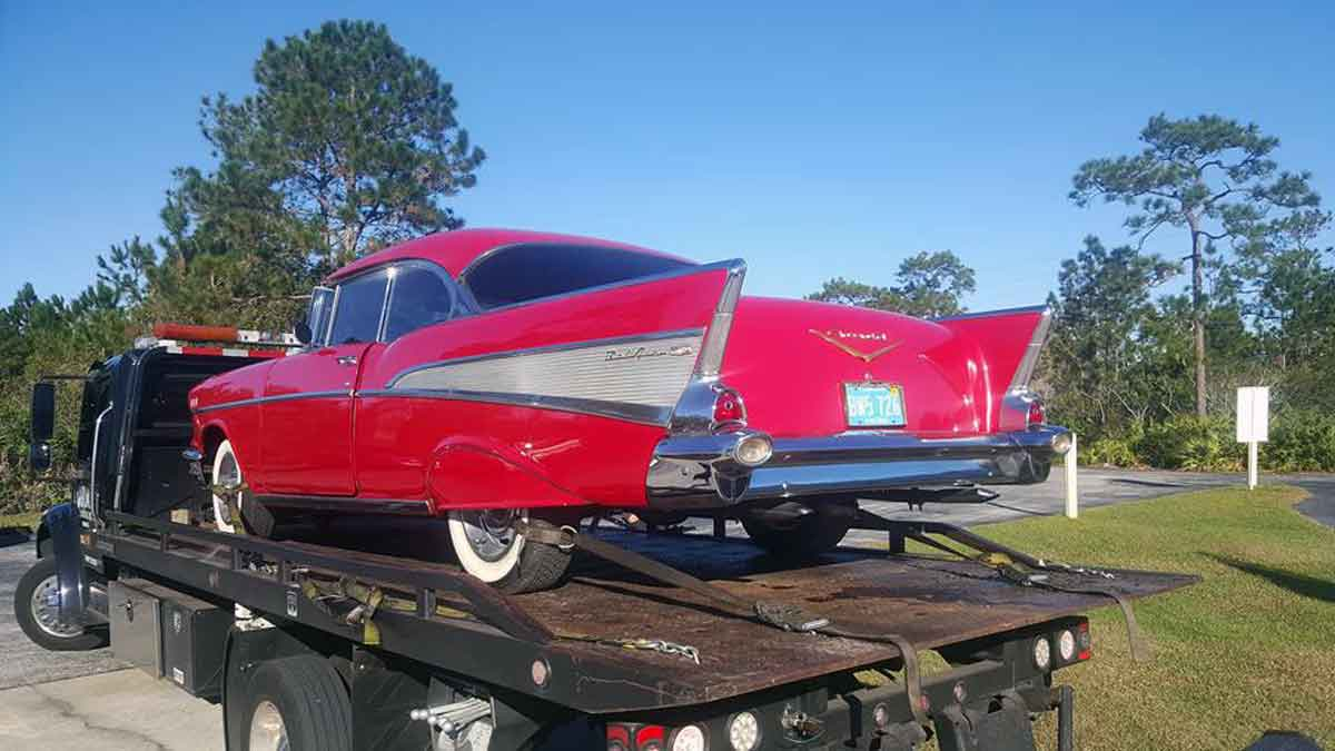 Classic Car Towing Kissimmee