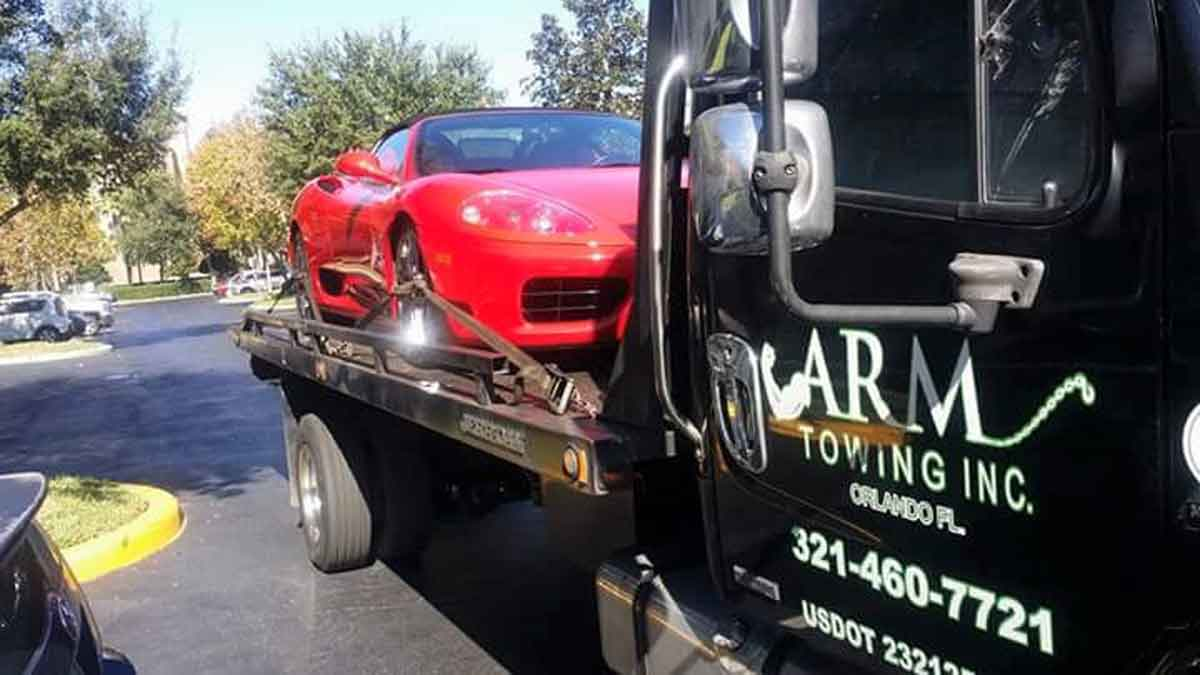 Kissimmee Classic, Exotic & Antique Towing & Transport – Expert